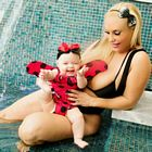 Coco Austin Swimsuit Water Gun 7
