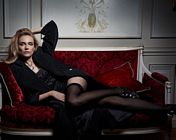 Diane Kruger Stockings Harpers Bazaar