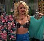 Emily Osment Young and Hungry Bra 8