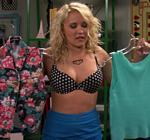 Emily Osment Young and Hungry Bra 9