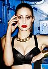Emmy Rossum Latex Lab Complex