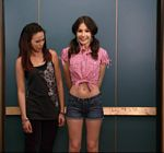 Erin Sanders Shorts Cowgirl Big Time Rush