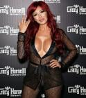Farrah Abraham Crazy Horse VIP Party 2