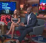 Giada de Laurentiis Legs Watch What Happens Live