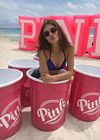 Grace Elizabeth Pink Spring Break Cancun 2
