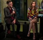 Hailee Steinfeld Legs AOL Build