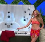 Haley King Bikini Price Is Right