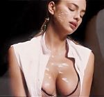 Irina Shayk Bra Ghost Love