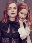 Jessica Chastain Isabelle Huppert Cannes 3