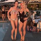 Jessica Simpson Swimsuit Bridal Shower