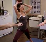 Kate Beckinsale Yoga Chelsea Lately