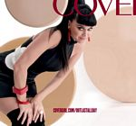 Katy Perry Boots Covergirl Outlast
