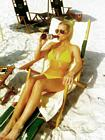 Kellie Pickler Bikini Beer