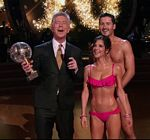 Kelly Monaco Lingerie Dancing With The Stars 16