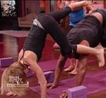 Kelly Ripa Yoga Live 12