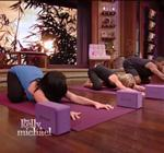 Kelly Ripa Yoga Live 3