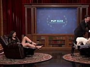 Kendall Jenner Legs Pup Quiz 10