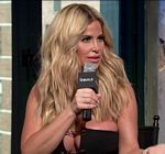 Kim Zolciak Cleavage Build Series 15