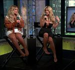 Kim Zolciak Cleavage Build Series 1