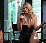 Kim Zolciak Cleavage Build Series