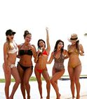 Kourtney Kardashian Bikini Birthday Punta Mita 5