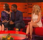 Kylie Minogue Legs Graham Norton Show