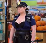 Lauren Ash Cleavage Cop Superstore