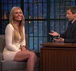 Lindsey Vonn Legs Late Night