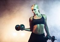 Lindsey Vonn Workout Red Bulletin 3