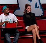 Maria Menounos Legs Shorts Ridiculousness