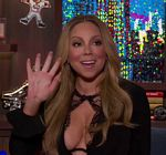 Mariah Carey Watch What Happens Live