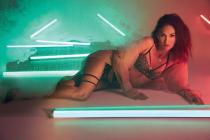 Megan Fox Lingerie Fredericks Hollywood Collection 3