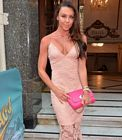 Michelle Heaton Wind In The Willows Gala 1