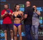 Miesha Tate Bikini UFC Weigh In 13