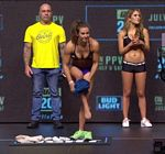 Miesha Tate Bikini UFC Weigh In 4