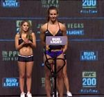 Miesha Tate Bikini UFC Weigh In 6