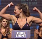 Miesha Tate Bikini UFC Weigh In 8