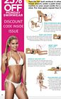 Natasha Oakley Bikini Workout Womens Health 2