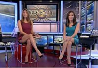 Nicole Petallides Legs Fox Busines