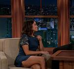 Nikki Reed Legs Late Late Show
