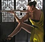 Rebecca Ferguson Legs Mission Impossible Rogue Nation