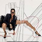 Rihanna Legs Paris Vogue 2