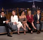 Riverdale Cast Tonight Show 2