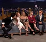 Riverdale Cast Tonight Show 4