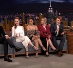 Riverdale Cast Tonight Show 5