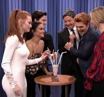 Riverdale Cast Tonight Show 7