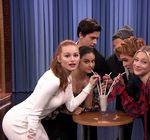 Riverdale Cast Tonight Show 8