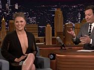 Ronda Rousey Tonight Show Fallon