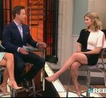 Rose McIver Legs Access Hollywood 5