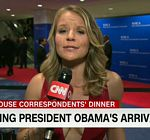 Sara Murray CNN White House Dinner 2